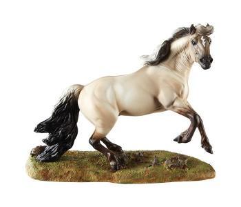 Лошадь дикая мустанг Breyer