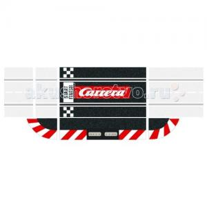 Дополнение к треку Соединительная секция со стандартной прямой Carrera