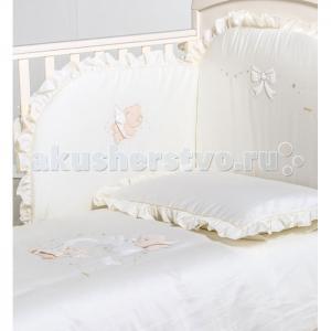 Комплект в кроватку  Sweet Angels (5 предметов) Italbaby