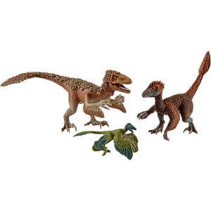 Фигурки  Пернатые хищникидинозавры Schleich