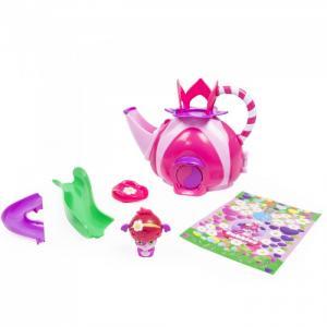 Малыши-прыгуши Игровой набор Чайный домик Popples