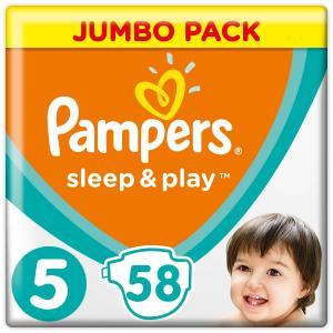 Подгузники  Sleep&Play (11-16 кг) шт. Pampers