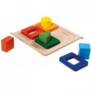 Деревянная игрушка  Сортер Формы Plan Toys