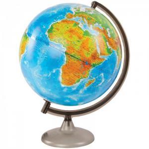 Глобус физико-политический 32 см с подсветкой Глобусный мир