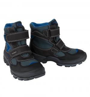 Ботинки , цвет: серый/синий Imac