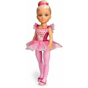 Кукла  Нэнси балерина, 42 см Famosa. Цвет: розовый