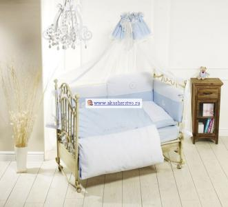 Комплект в кроватку  Petit Bebe (6 предметов) Feretti