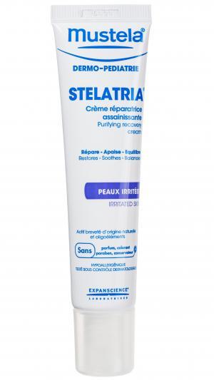 Крем-эмульсия  восстанавливающая Stelatria, 40 мл Mustela