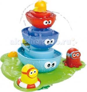 Игрушка для ванной Пирамидка Фонтан Yookidoo