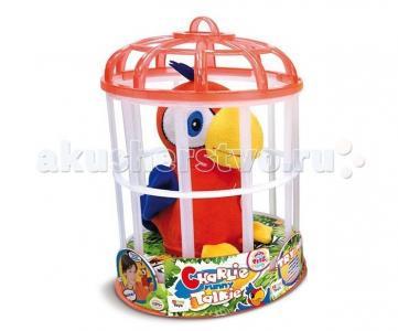 Интерактивная игрушка  Попугай Charlie IMC toys