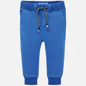 Спортивные брюки Mayoral. Цвет: синий