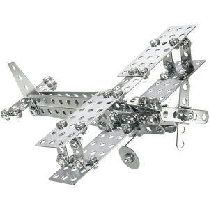 Конструктор Eitech Самолёт, 170 деталей