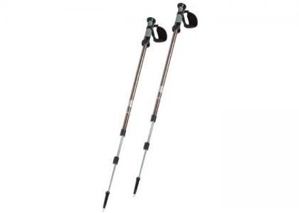 Палки для скандинавской ходьбы Teleskop-Trekkingstocke Hudora