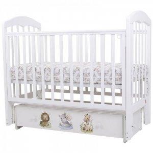 Детская кроватка  Сильвия-7 Малыши Топотушки
