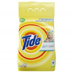 Cтиральный порошок  Детский Color, 2.4 кг Tide