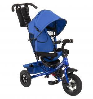 Трехколесный велосипед  Action Trike(A), цвет: синий Capella