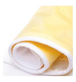 Пеленка  Нежно-желтая 80х68 см, 1 шт GlorYes