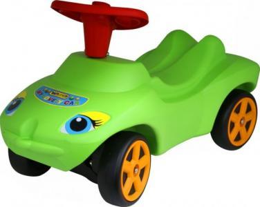 Каталка  Мой любимый автомобиль со звуковым сигналом 662_PLS Wader
