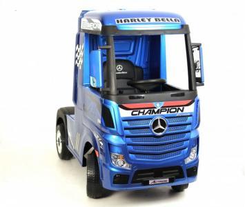 Электромобиль  Детский Mercedes-Benz Actros HL358 RiverToys