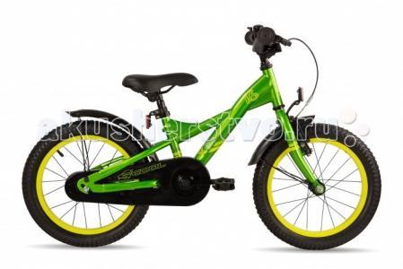 Велосипед двухколесный  XXlite 16 steel Scool