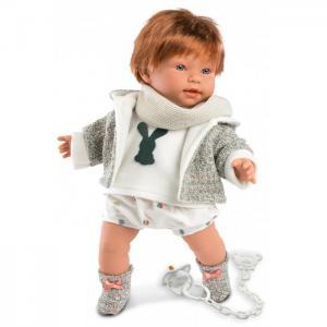 Кукла Кристиан 42 см со звуком Llorens
