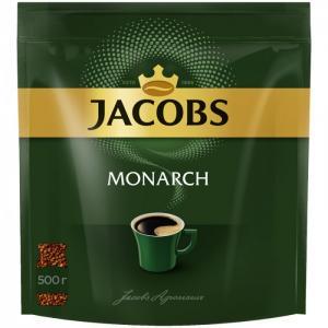 Кофе растворимый Monarch сублимированный 500 г Jacobs