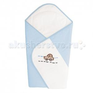Одеяло-конверт In my car (вышивка) Ceba Baby