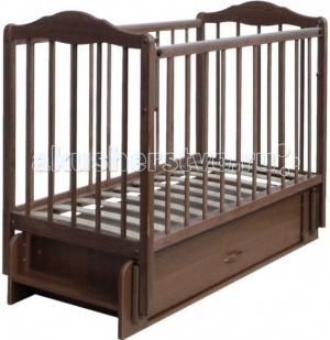 Детская кроватка  Березка 12600 универсальный маятник СКВ Компани