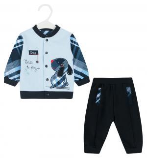 Комплект джемпер/брюки  Markus, цвет: синий Sofija