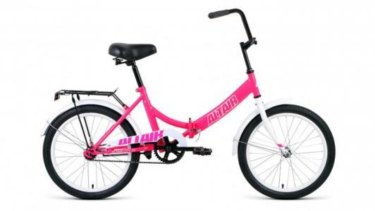 Велосипед двухколесный  City 20 14 2020 Altair