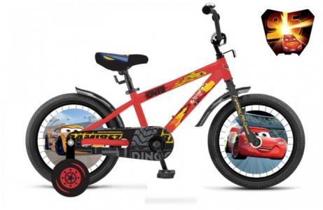 Велосипед двухколесный  12 Тачки