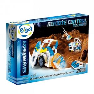 Конструктор  Управляемые роботы 2 (151 деталь) Gigo