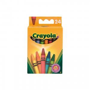 Восковые мелки, 24 шт., Crayola
