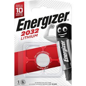 Батарейка литиевая  Lithium, тип CR2032, 3V Energizer