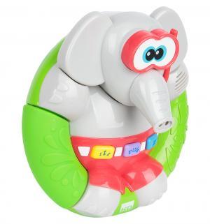Игрушка для ванной  Kidz Delight Весёлый слонёнок 1Toy