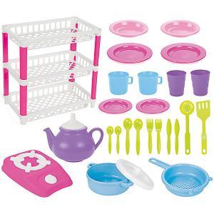 Игровой набор  Sedolous Ketchen Set Кухня: 3 уровня Pilsan. Цвет: разноцветный