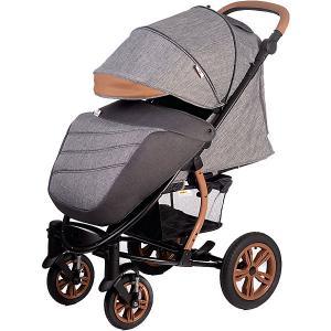Прогулочная коляска  Tribut, серая Baby Hit. Цвет: серый