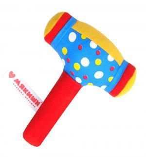 Развивающая игрушка  Шу Молоточек цвет: синий/красный Мякиши