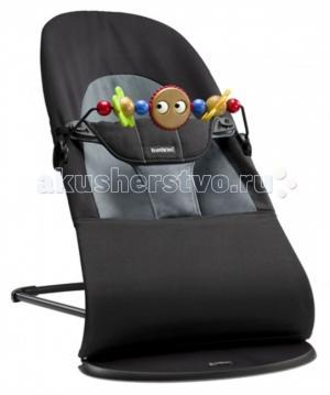 Кресло-шезлонг Balance Soft + подвеска для кресла-качалки BabyBjorn