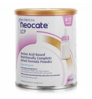Молочная смесь  Neocate LCP 0-12 месяцев, 400 г, 1 шт Nutricia