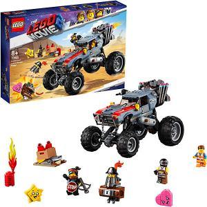 Movie Побег Эммета и Дикарки на багги 70829 LEGO