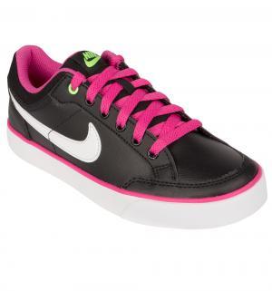 Кроссовки  Capri 3 ltr gs, цвет: белый/черный Nike