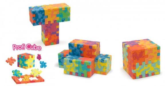 Набор Профи куб 6 пазлов Happy Cube