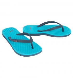 Шлепанцы  SOLARSOFT THONG 2 (GS/PS), цвет: голубой Nike