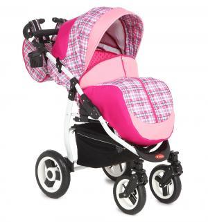 Прогулочная коляска  Vero, цвет: розовый Adbor