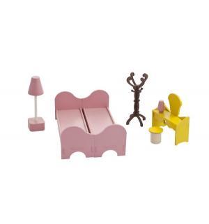 Мебель для кукол  Спальня Paremo