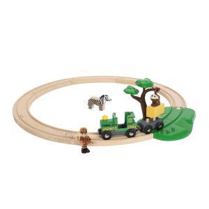 Железная дорога  Сафари Brio