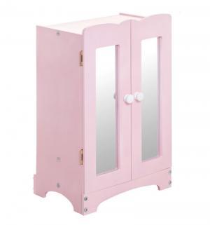 Шкаф  Кукольный розовый Paremo