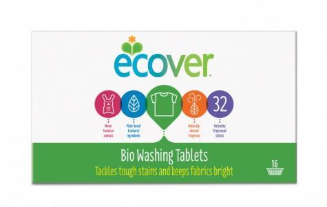 Экологические таблетки для стирки 950 г 32 шт. Ecover