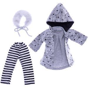 Одежда для куклы Клаудиа, 32 см Paola Reina. Цвет: разноцветный